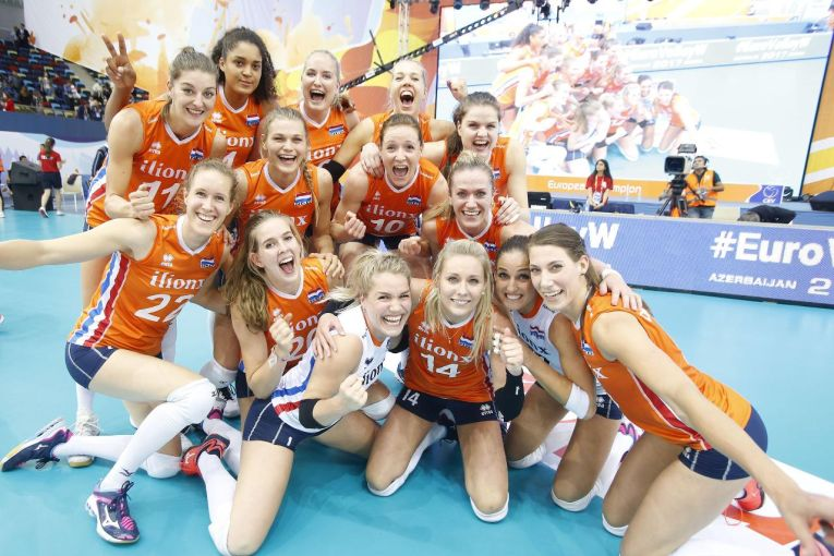 olanda volei campionat european finala