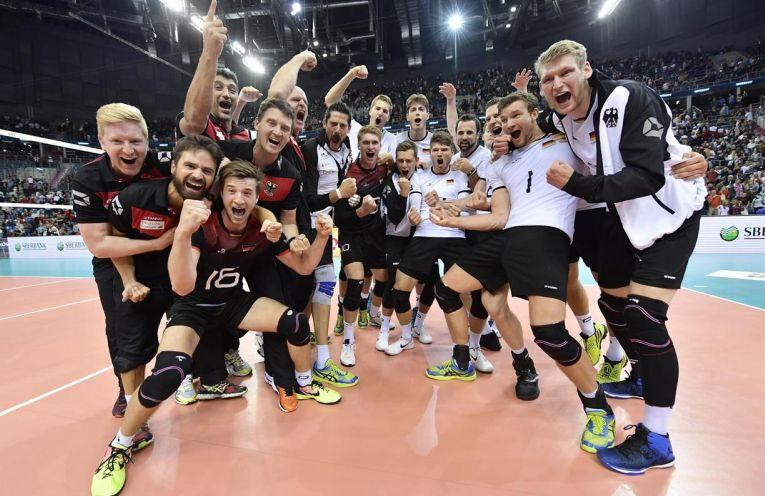 germania volei bucurie clificare finala europene