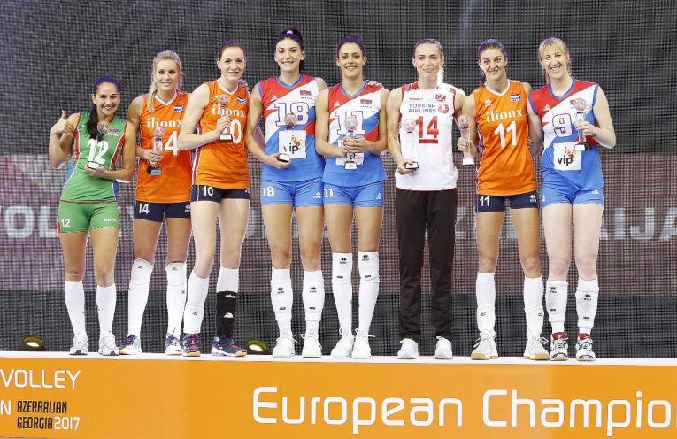 echipa ideala campionat ideal feminin mvp