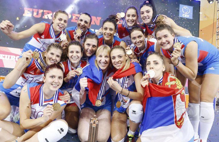 volei serbia campioana europeana