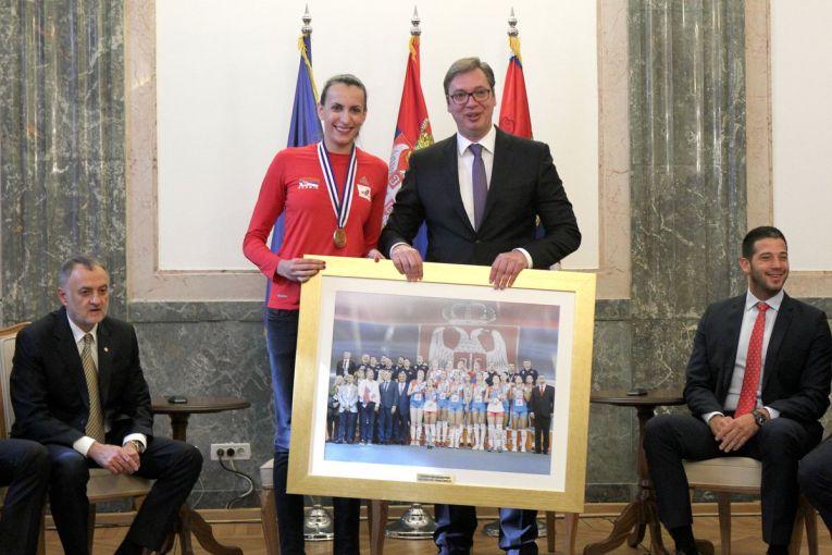 volei serbia campioane presedinte