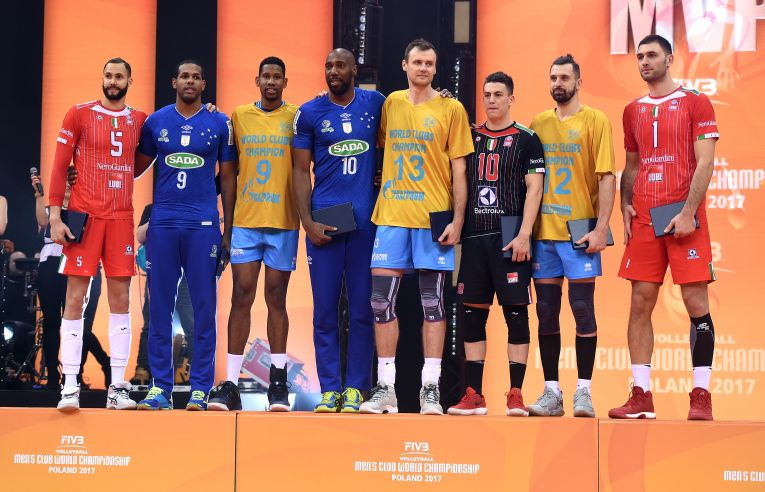 volei campionatul mondial al cluburilor echipa ideala