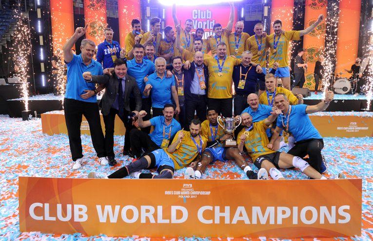 zenit kazan campioana volei campionatul mondial al cluburlor