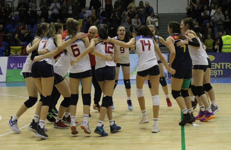 nationala romania volei bucurie hora nationala under 17 cadete