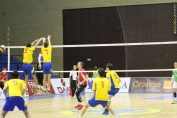 romania volei under 18