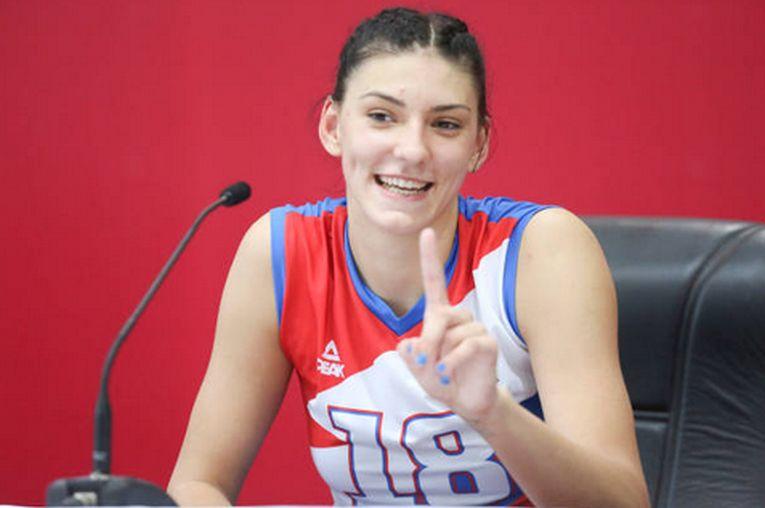 tiljana boskovic volei serbia