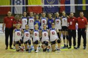 nationala romania under 17 volei