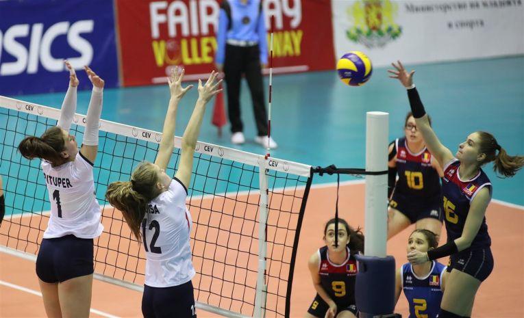 romania victorie echipa europene u17 mara dumitrescu