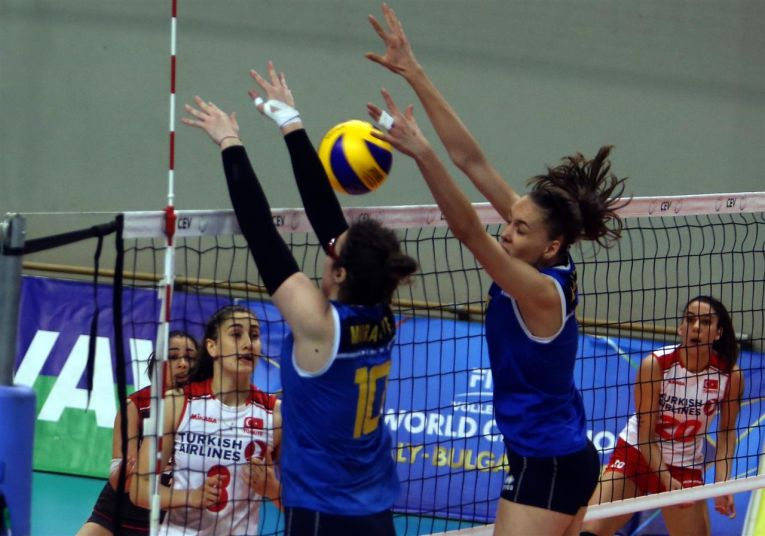 francesca alupei blocaj europene volei under 17