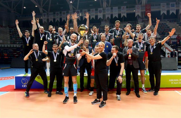 belogorie belgorod campioana cupa CEV 1