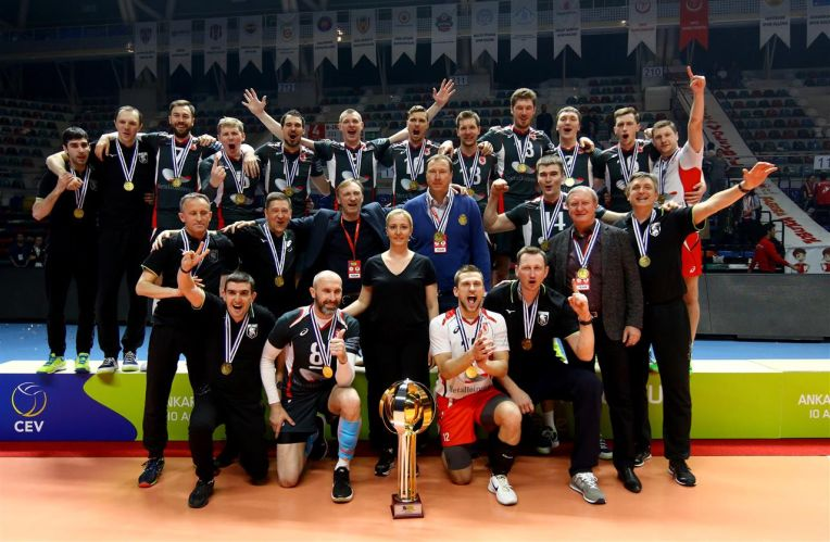 belogorie belgorod campioana cupa CEV