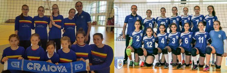 echipe finaliste minivolei feminin csm bucurestsi csv craiova