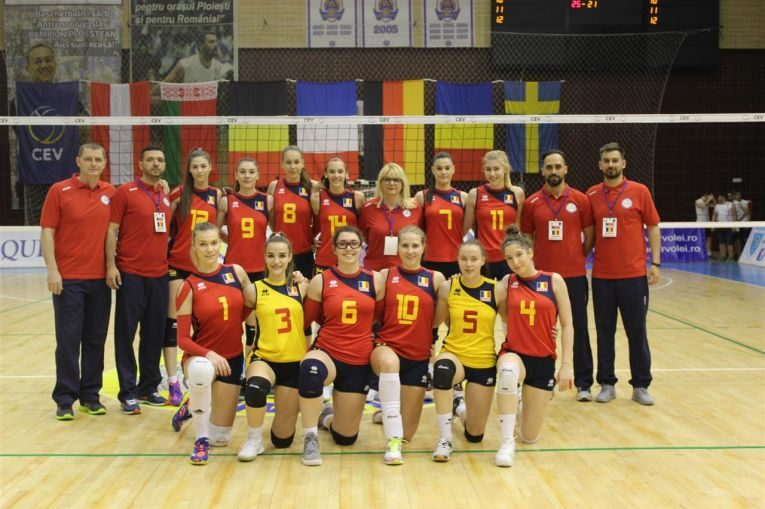 nationala romania junioare under 19