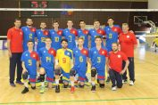 romania under 20 volei juniori