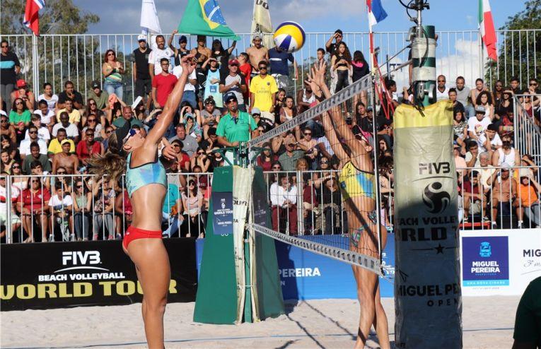 Beata Vaida atacă în finala de la Miguel Pereira