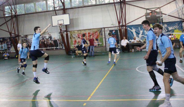 Bucuria cadetilor de la CTF Mihai I dupa calificarea in finala