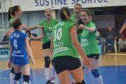 CSU Galati e principala favorita la promovarea in Divizia A1 la volei feminin