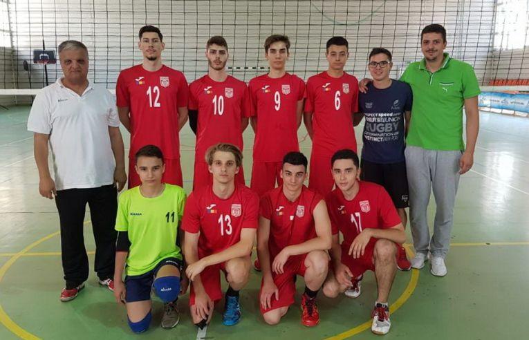 Echipa de juniori a clubului Dinamo va juca în semifinalele campionatului