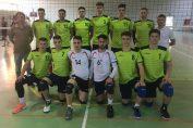 Echipa de volei juniori a CTF Mihai I
