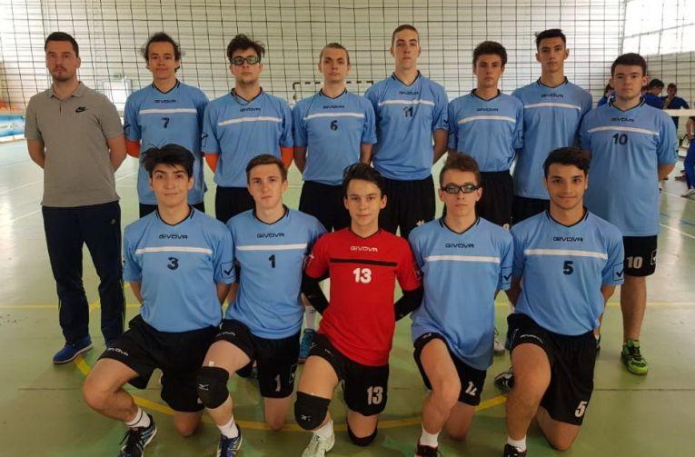 Echipa de juniori LPS Suceava s-a calificat in semifinalele campionatului
