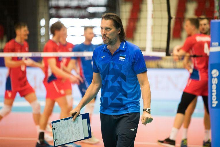 Antrenorul roman al nationalei Estoniei, Gianni Cretu, a fost desemnat tehnicianul anului 2017 în sportul estonian
