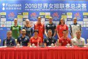 Cele 6 echipe prezente la Final 6 VNL la volei feminin