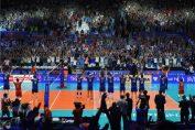 Final 6 VNL lille , jucatorii frantei si publicul francez au facut o atmosfera speciala