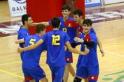 Nationala Romania Under 17 volei masculin