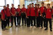 Romania, echipa nationala masculina under 17, inaintea Balcaniadei de sperante din Turcia