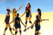 Nationala Romaniei Under 16 a terminat pe locul 4 Campionatul Balcanic feminin de volei