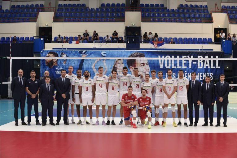 Echipa națională a Franței participantă la Campionatul Mondial de volei 2018