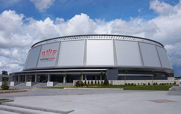 Arena Ruse gazda grupei B a Campionatului Mondial masculin de volei
