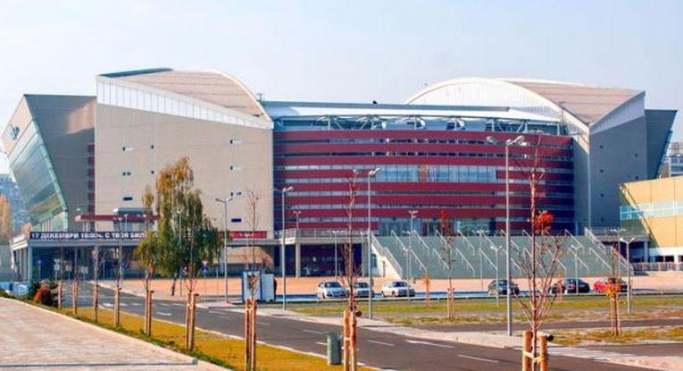 Armeec Arena din Sofia, cea mai mare sală din Bulgaria