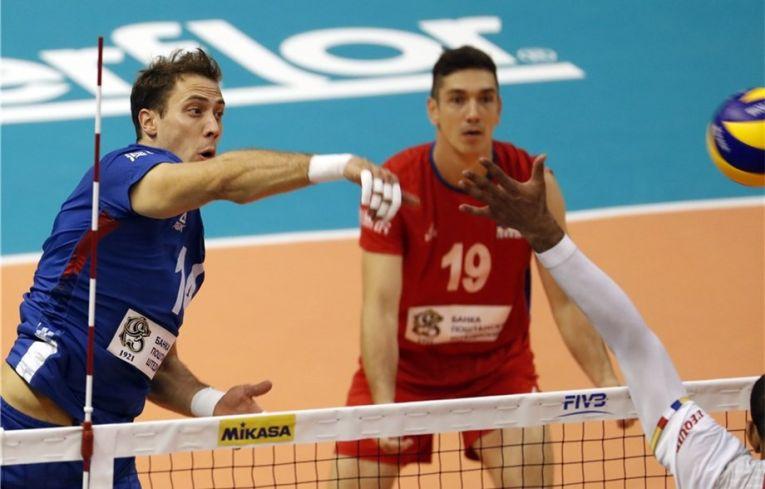 aleksandar atanasjevic serbia record campionat mondial volei