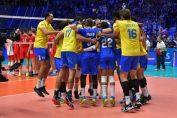 Brazilia s-a calificat pentru a cincea oara consecutiv in finala Campionatului Mondial de volei