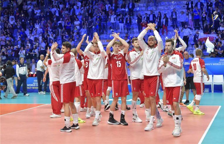 Polonia s-a calificat în semifinalele Campionatului Mondial masculin de volei 2018