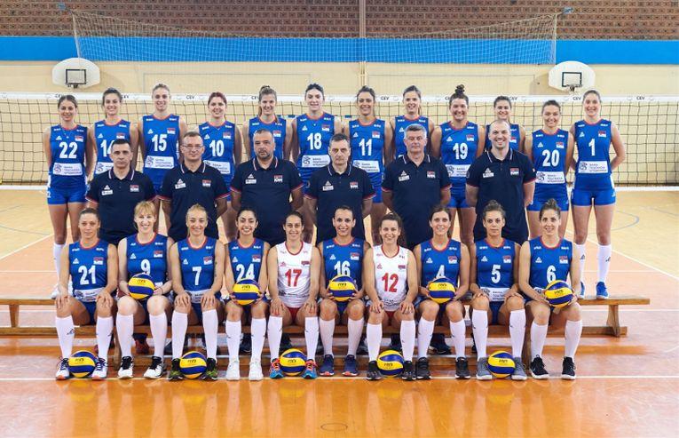 Serbia este campioana europeană la volei feminin și va juca la Campionatul Mondial de volei din 2018 cu gândul la aur