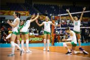 Bulgaria s-a calificat in faza a doua a Campionatului Mondial feminin de volei