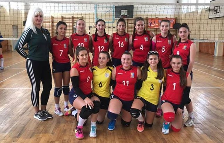 Echipa de cadete LPS Mircea Eliade