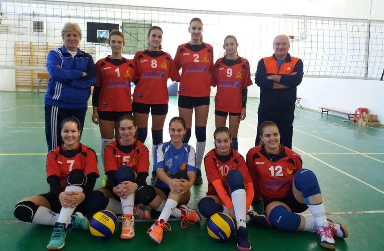 Echipa de cadete Juvenil Brasov