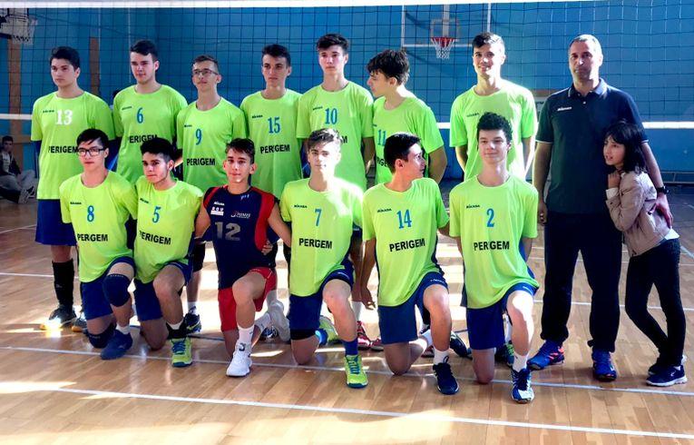 Echipa de cadeti CSS Tulcea