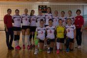 CSU Oradea echipa volei senioare