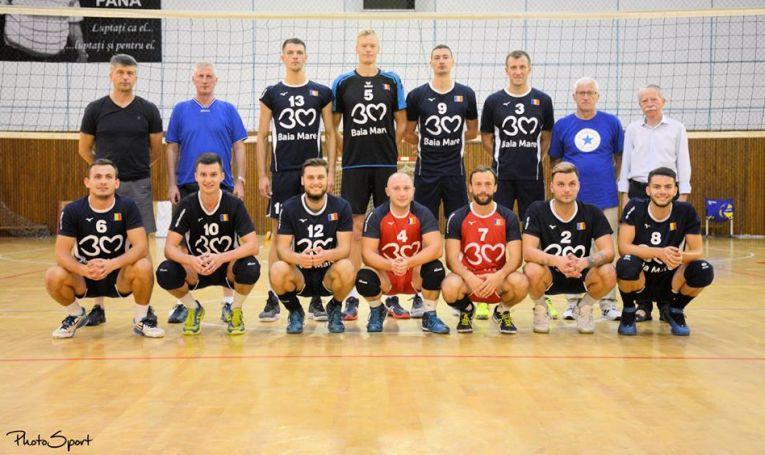 Explorari Baia Mare, echipa pentru campionatul 2018/ 2019