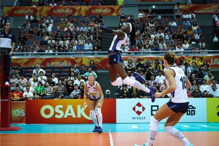 Italia s-a calificat in Final Six la Campionatul Mondial feminin de volei 2018