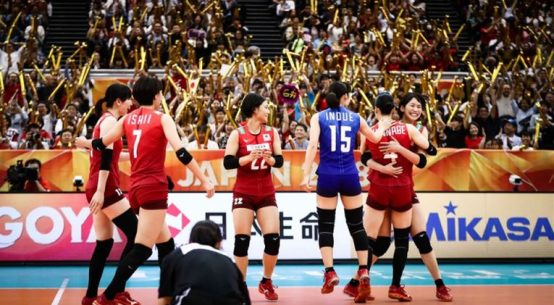 Japonia s-a calificat in Final Six la Campionatul Mondial 2018