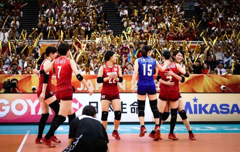 Japonia s-a calificat in Final Six la Campionatul Mondial 2018