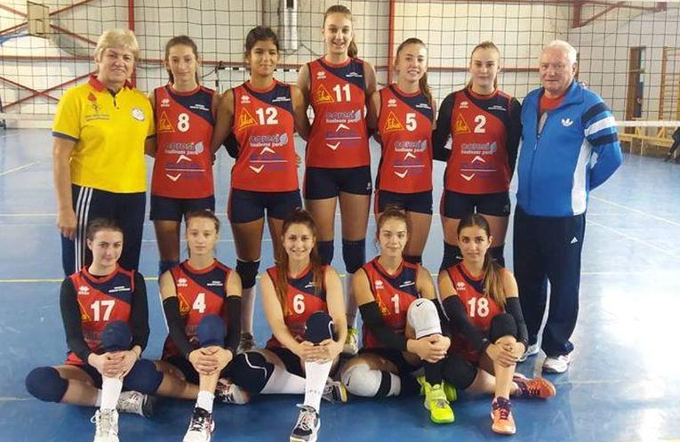 Juvenil Brasov, echipa de junioare pentru campionatul 2018/ 2019