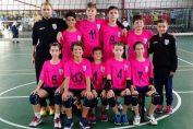 Echipa masculina de minivolei CSM Bucuresti C