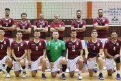 Rapid, echipa pentru prima etapa din Seria Est a Diviziei A2 la volei masculin
