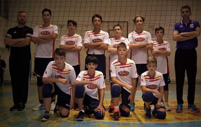 Echipa masculina de sperante CSS Bacau